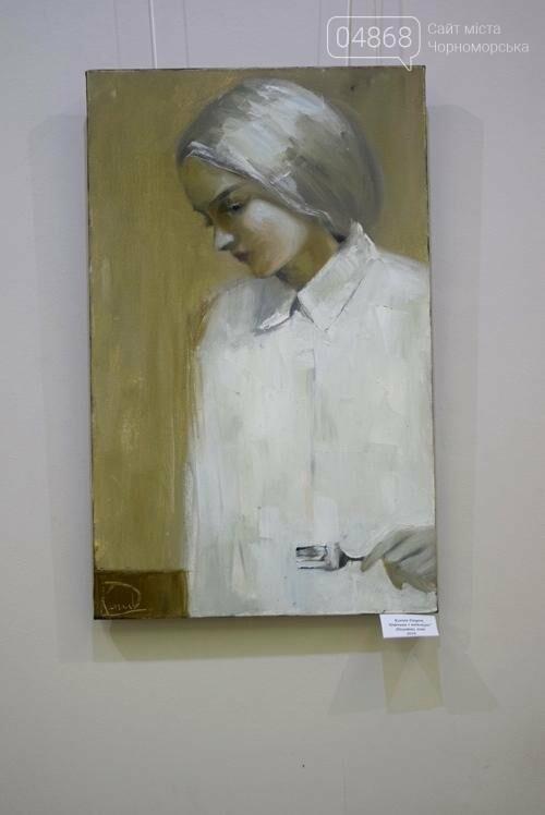 «Остановленные мгновения красоты» представили в выставочном зале Черноморска (фото), фото-8
