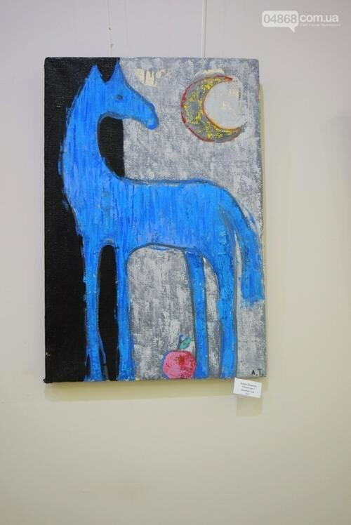 «Остановленные мгновения красоты» представили в выставочном зале Черноморска (фото), фото-9