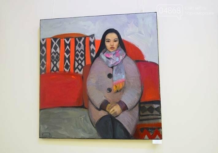 «Остановленные мгновения красоты» представили в выставочном зале Черноморска (фото), фото-10