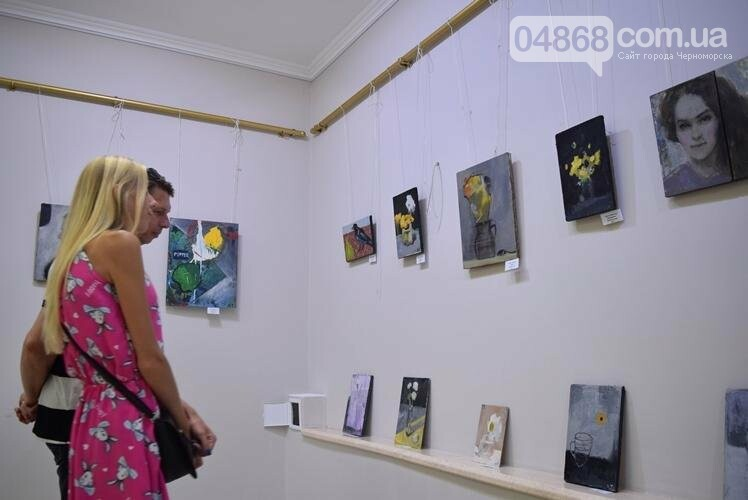 «Остановленные мгновения красоты» представили в выставочном зале Черноморска (фото), фото-7