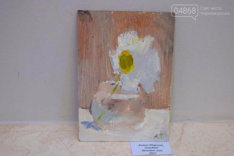 «Остановленные мгновения красоты» представили в выставочном зале Черноморска (фото), фото-11