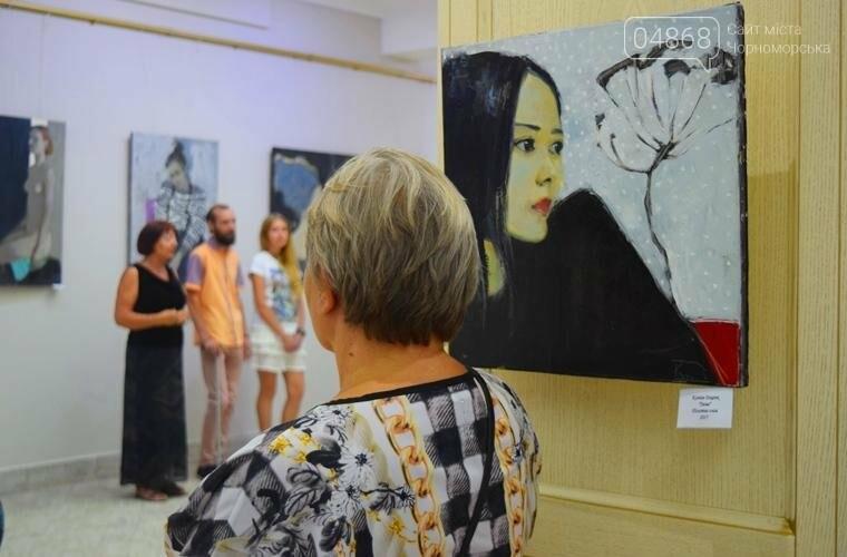 «Остановленные мгновения красоты» представили в выставочном зале Черноморска (фото), фото-3