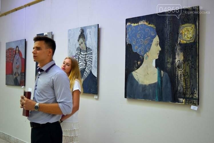 «Остановленные мгновения красоты» представили в выставочном зале Черноморска (фото), фото-4