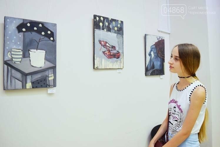 «Остановленные мгновения красоты» представили в выставочном зале Черноморска (фото), фото-2