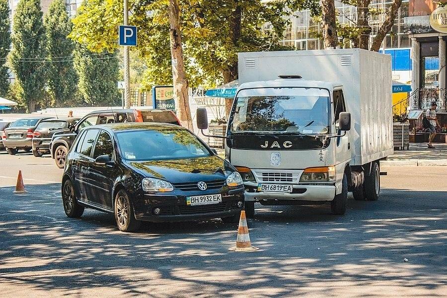 ДТП в центре Черноморска (фото), фото-4