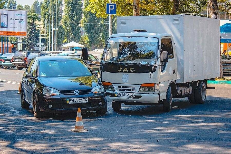 ДТП в центре Черноморска (фото), фото-5