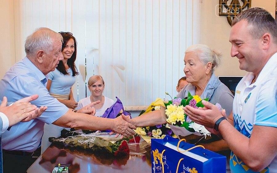 Черноморские власти поздравили спортсменок с весомыми достижениями (фото), фото-2