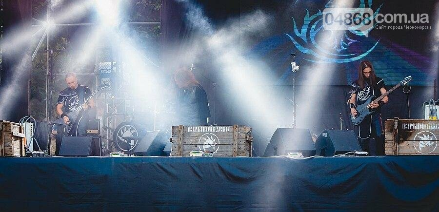 В Черноморске стартовал  Seaside Music Festival (обновлено), фото-6