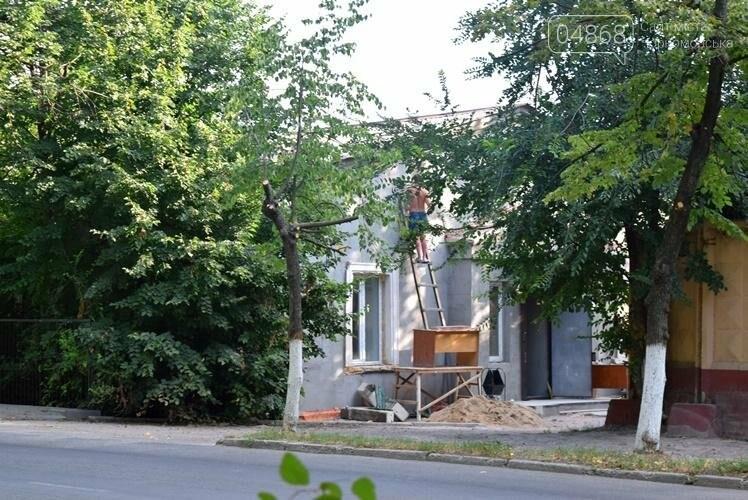 Меняется облик исторической части Черноморска (фото), фото-6