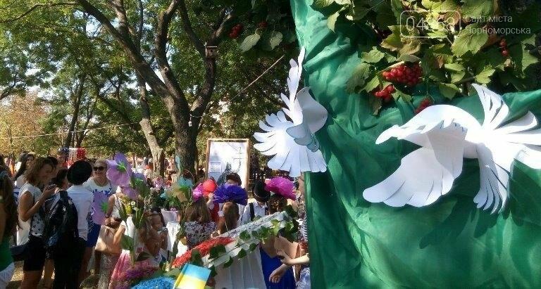 Черноморск готовится к Празднику цветов (фото), фото-2
