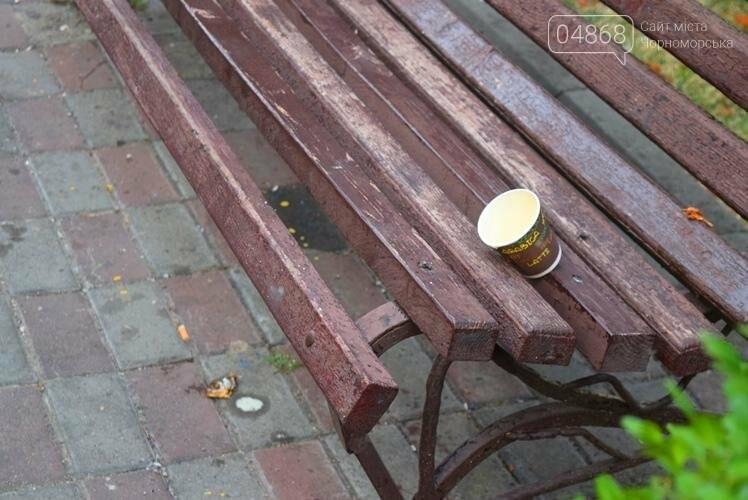 Утро на Корабельной как пример отношения жителей Черноморска к своему городу (фото), фото-12