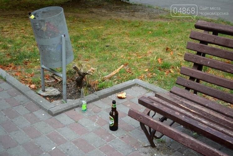 Утро на Корабельной как пример отношения жителей Черноморска к своему городу (фото), фото-1