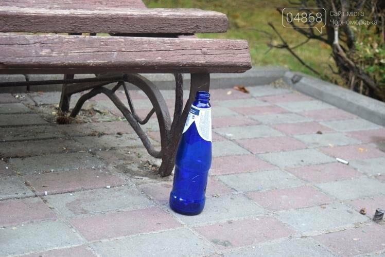 Утро на Корабельной как пример отношения жителей Черноморска к своему городу (фото), фото-5
