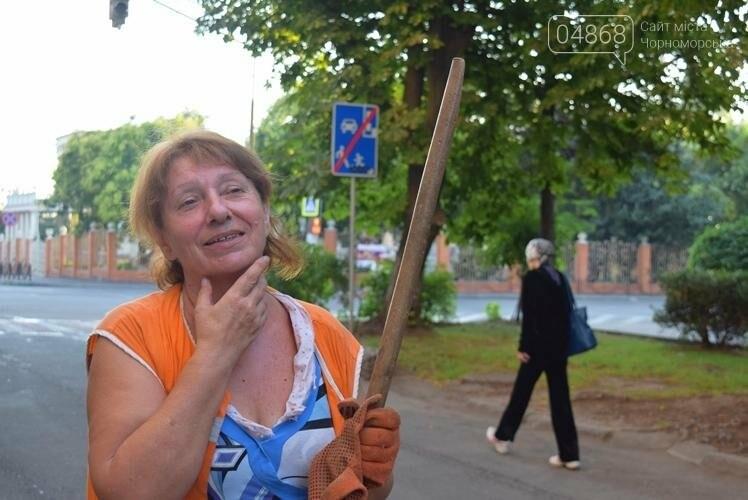 Утро на Корабельной как пример отношения жителей Черноморска к своему городу (фото), фото-13