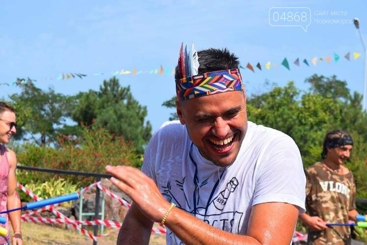 Второй летний Комильфо в Черноморске: индейцы, водные бои и тайные недоброжелатели (фото), фото-1