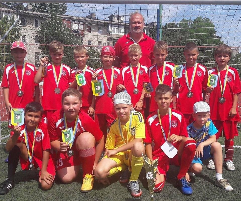 В Черноморске прошел чемпионат по футболу среди детей «Сорванец» (фото), фото-3