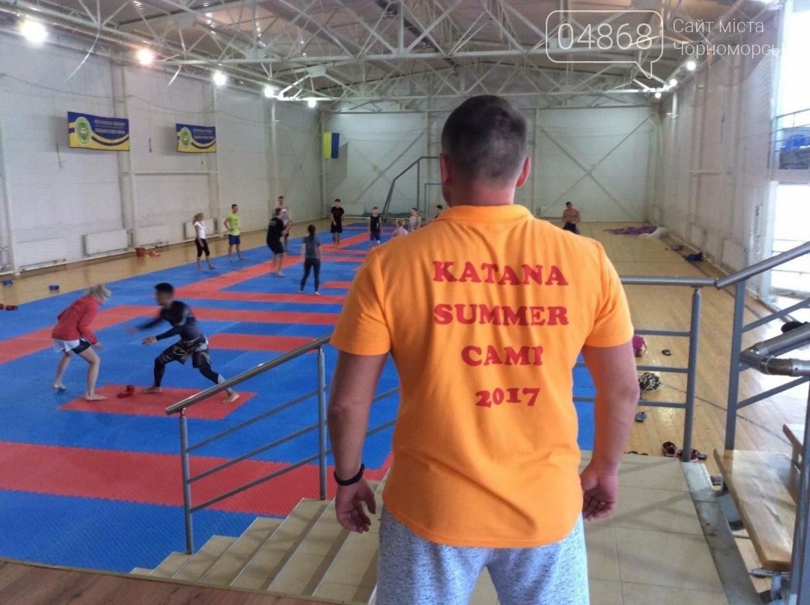 Черноморский клуб «Катана» организовал Всеукраинские тренировочные сборы (фото), фото-9