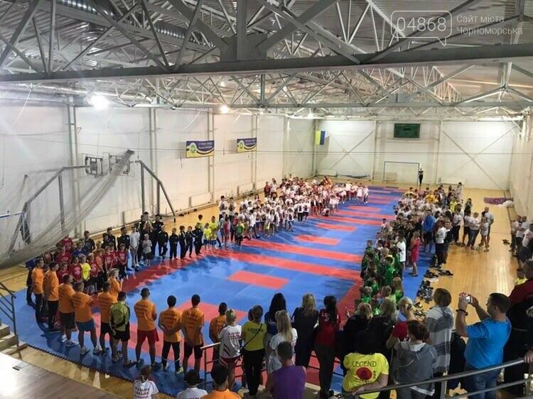 Черноморский клуб «Катана» организовал Всеукраинские тренировочные сборы (фото), фото-6