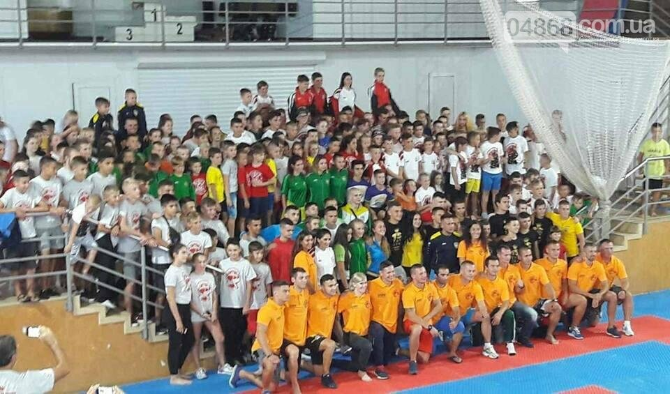 Черноморский клуб «Катана» организовал Всеукраинские тренировочные сборы (фото), фото-8