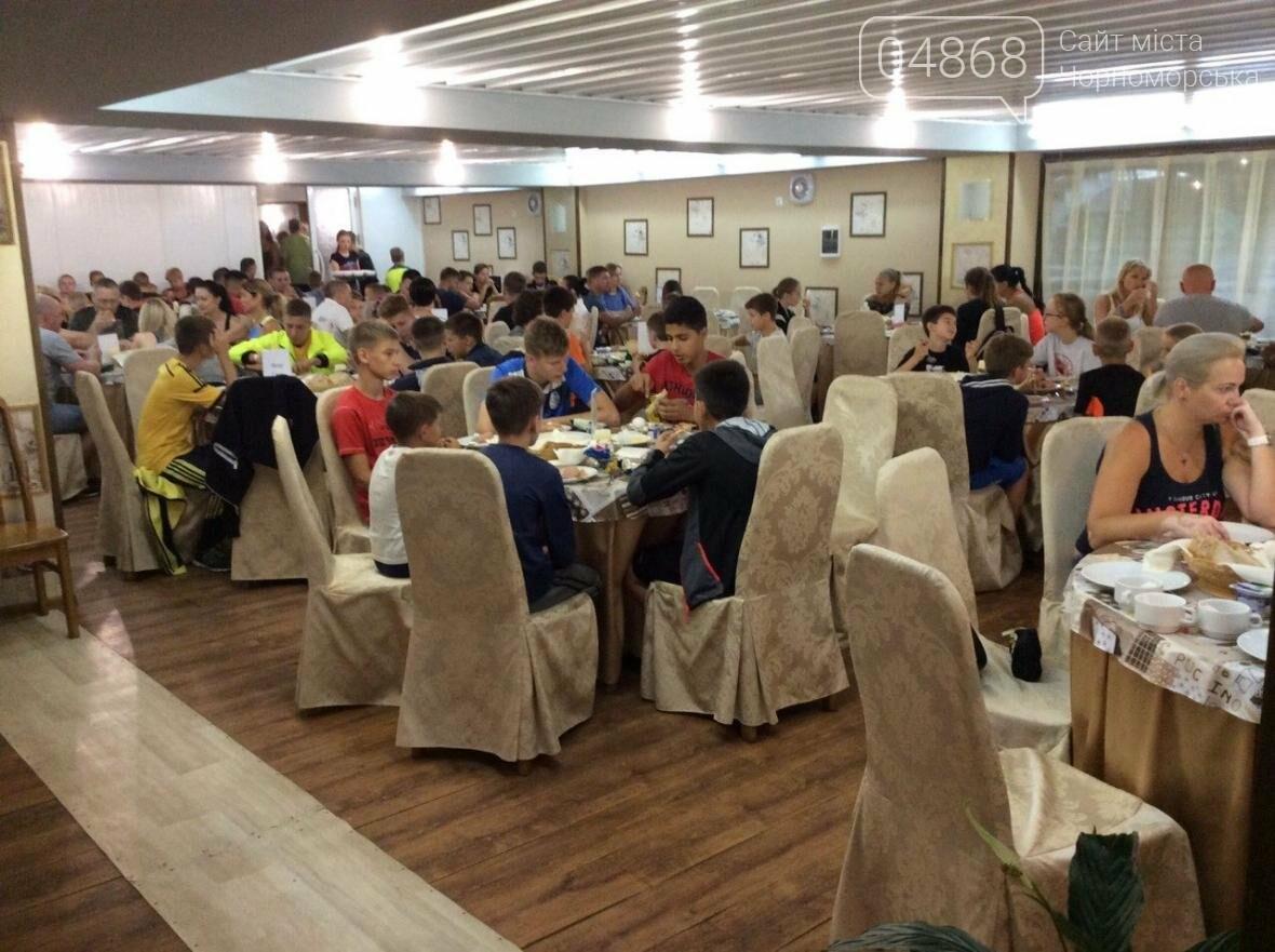 Черноморский клуб «Катана» организовал Всеукраинские тренировочные сборы (фото), фото-1