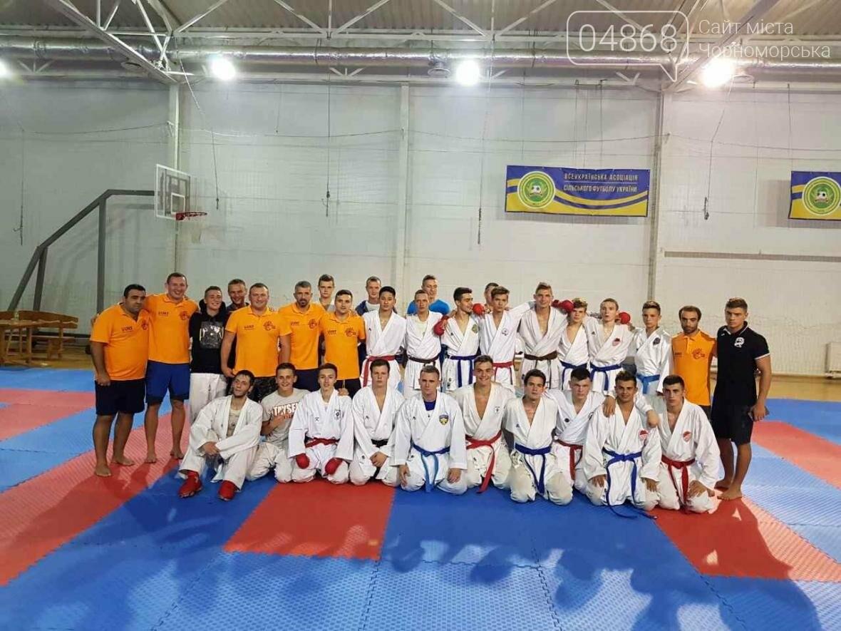 Черноморский клуб «Катана» организовал Всеукраинские тренировочные сборы (фото), фото-13
