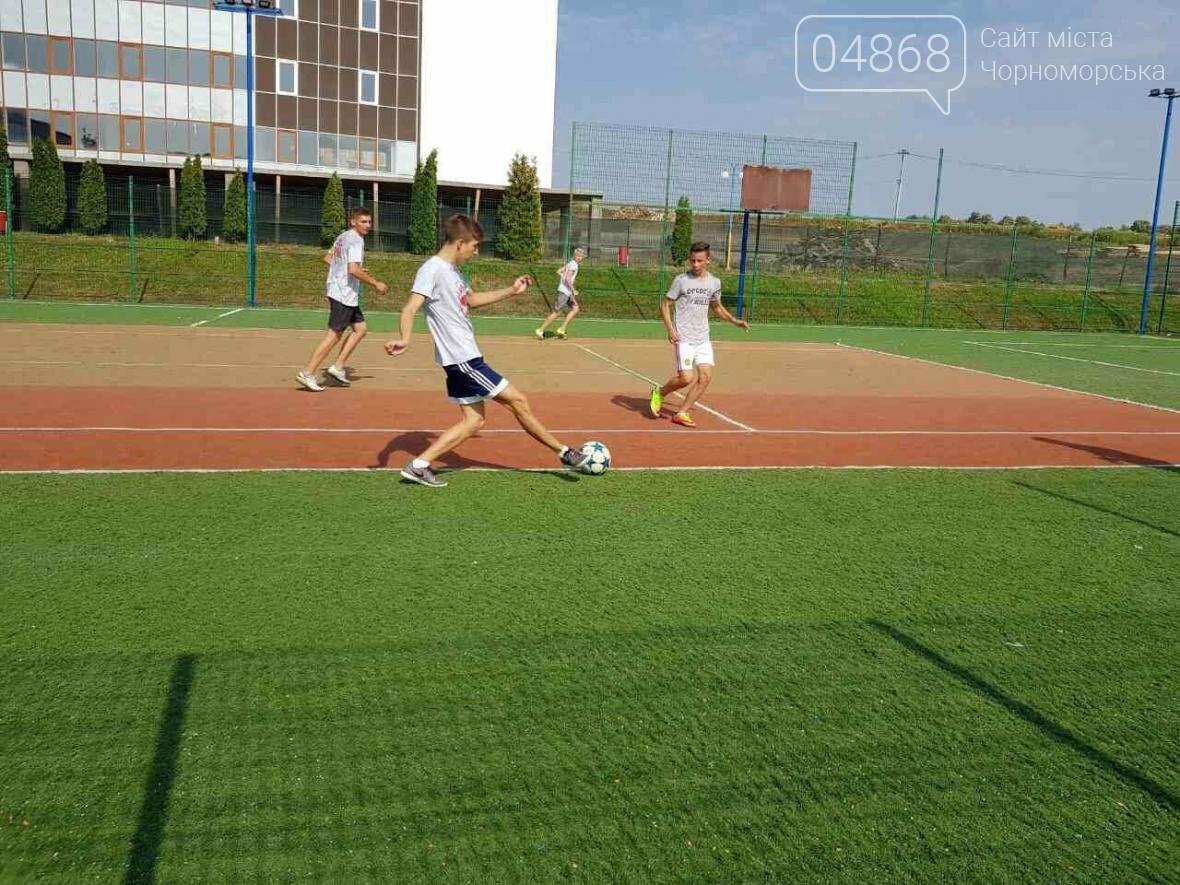 Черноморский клуб «Катана» организовал Всеукраинские тренировочные сборы (фото), фото-5