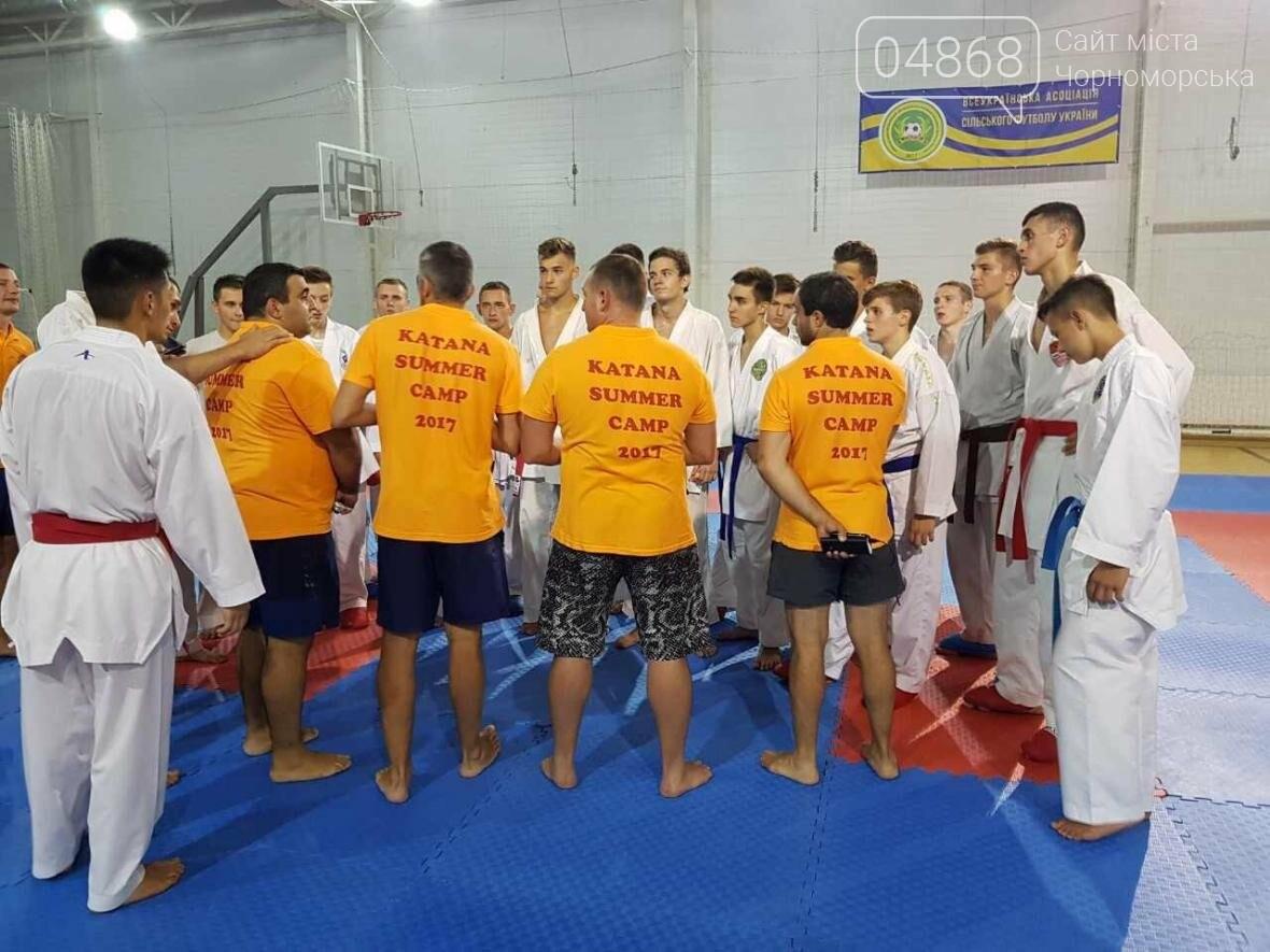 Черноморский клуб «Катана» организовал Всеукраинские тренировочные сборы (фото), фото-14