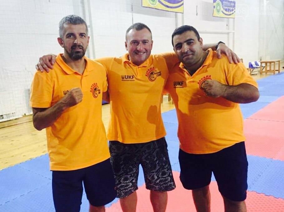Черноморский клуб «Катана» организовал Всеукраинские тренировочные сборы (фото), фото-11