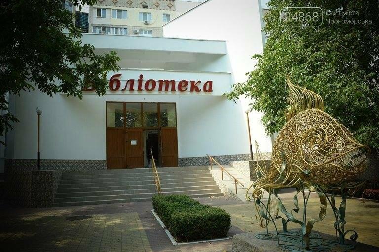 Уличные мини-библиотечки Черноморска: минус одна, фото-3