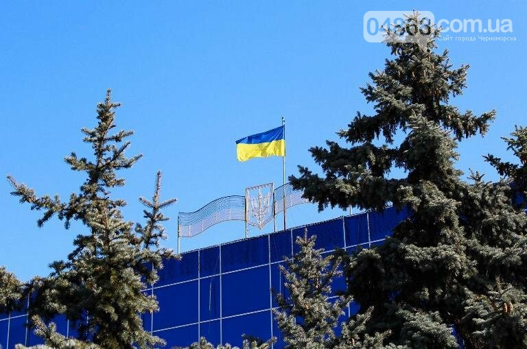 Привітання міського голови Хмельнюка В.Я. з Днем незалежності України, фото-2