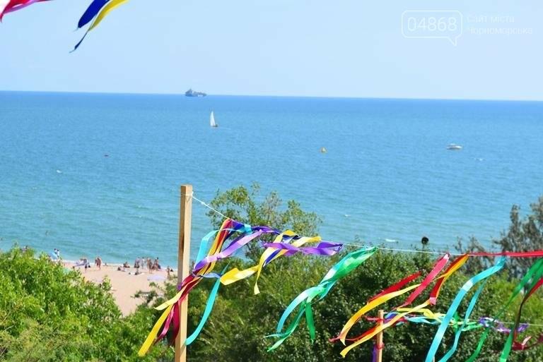У побережья Черноморска прошла парусная регата Black Sea Cup , фото-1