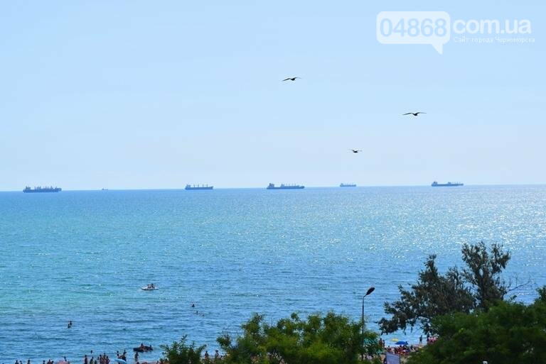 У побережья Черноморска прошла парусная регата Black Sea Cup , фото-4
