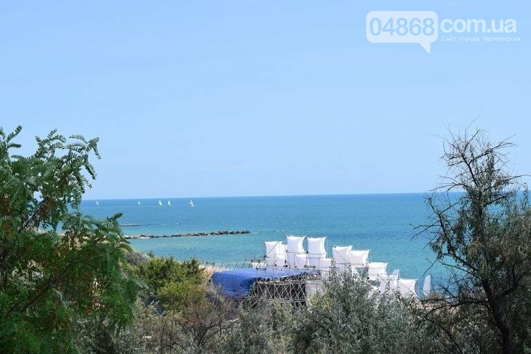 У побережья Черноморска прошла парусная регата Black Sea Cup , фото-5