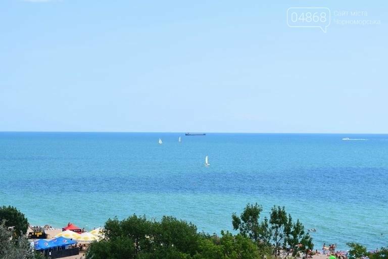 У побережья Черноморска прошла парусная регата Black Sea Cup , фото-6