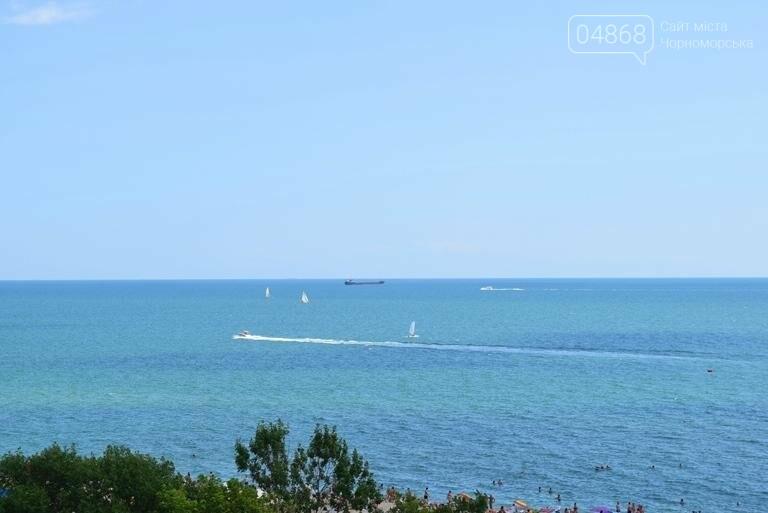 У побережья Черноморска прошла парусная регата Black Sea Cup , фото-7
