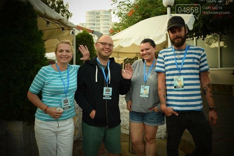Организаторы Koktebel Jazz Festival рассказали о создании фильма в рамках фестиваля, фото-4