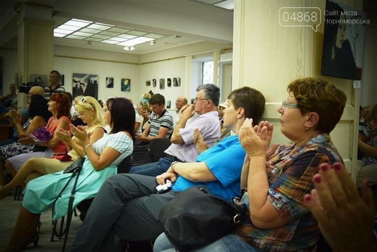 В Черноморске звучали песни Булата Окуджавы, фото-5