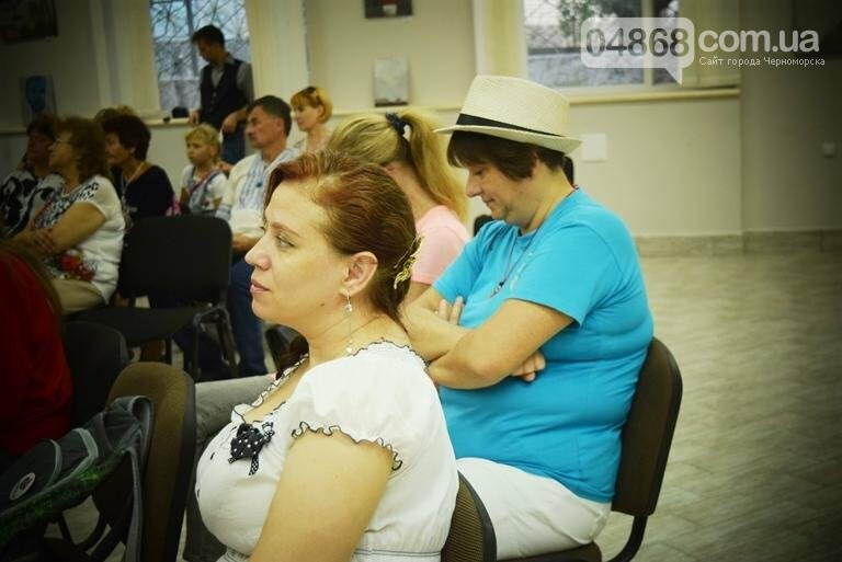 В Черноморске звучали песни Булата Окуджавы, фото-10