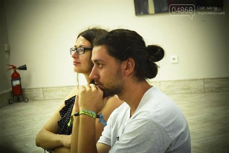 В Черноморске звучали песни Булата Окуджавы, фото-2