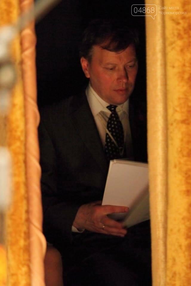 Сегодня в Черноморске выступит известный белорусский поэт, фото-1