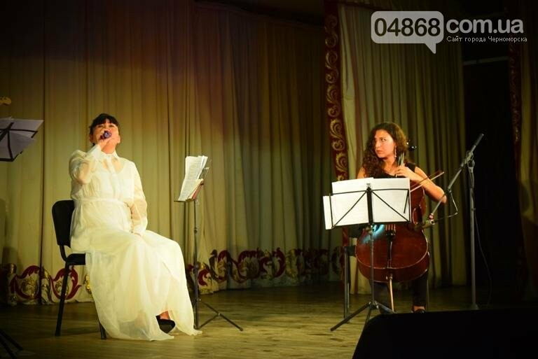 Koktebel Jazz Festival: джазовые стандарты и старинные песни Азии на сцене Дворца культуры Черноморска (фото), фото-8
