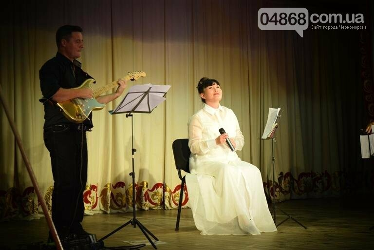 Koktebel Jazz Festival: джазовые стандарты и старинные песни Азии на сцене Дворца культуры Черноморска (фото), фото-5