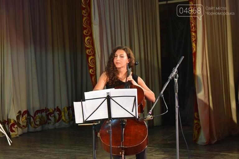 Koktebel Jazz Festival: джазовые стандарты и старинные песни Азии на сцене Дворца культуры Черноморска (фото), фото-10
