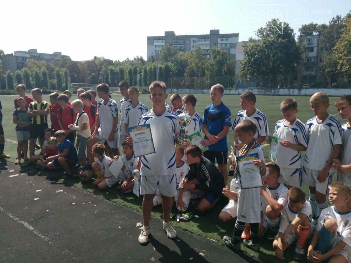 В Черноморске прошёл турнир по футболу среди подростков (фото), фото-3