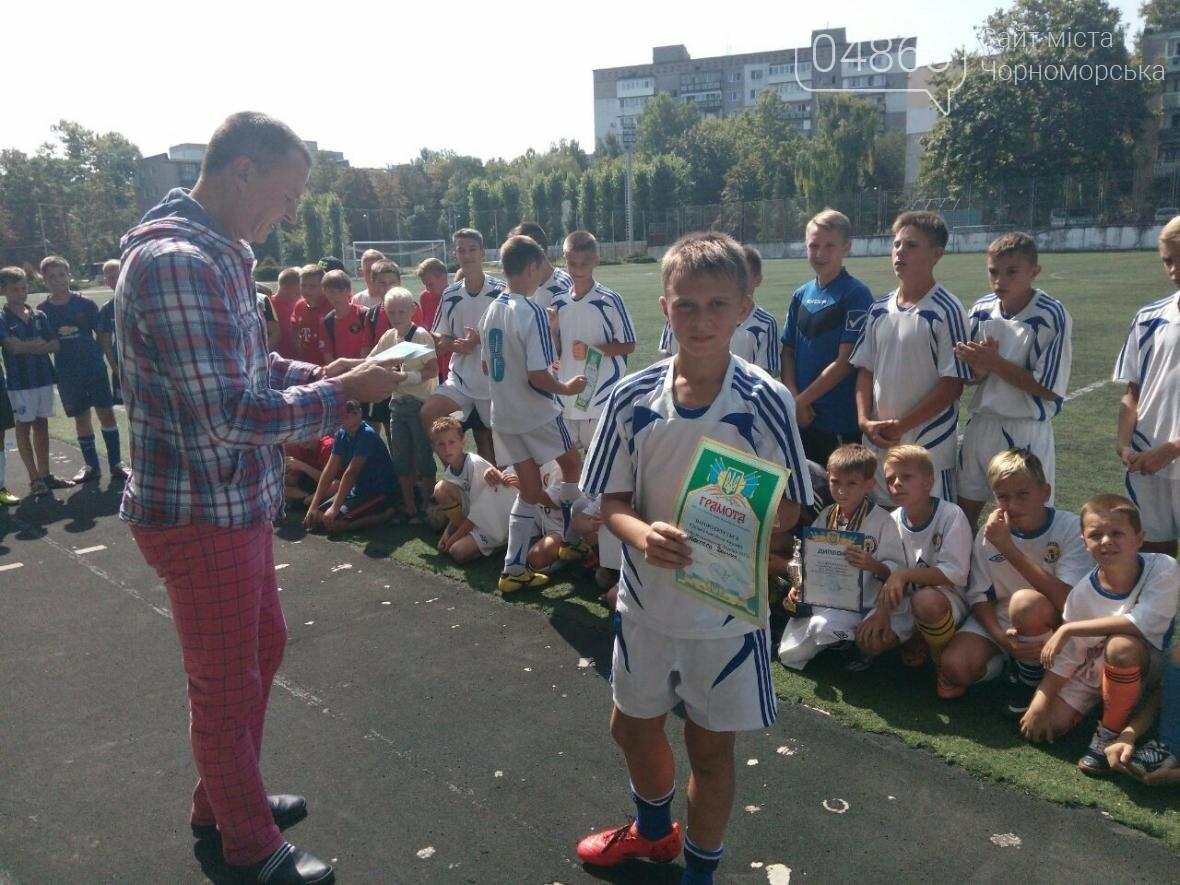 В Черноморске прошёл турнир по футболу среди подростков (фото), фото-4