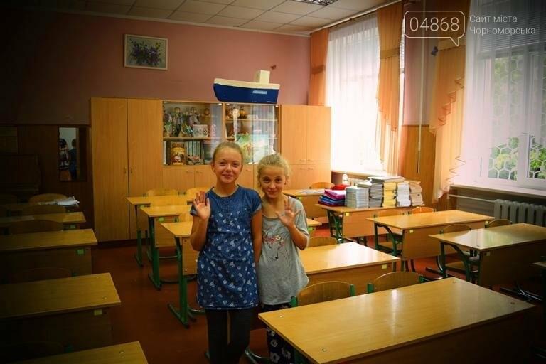 Проверена готовность школ Черноморска к новому учебному году (фото), фото-7