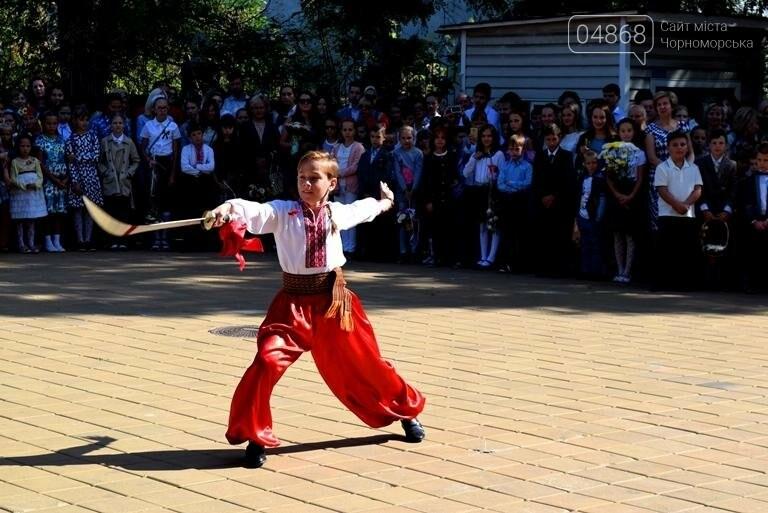 В Школе искусств Черноморска прозвенел первый звонок (фото), фото-6