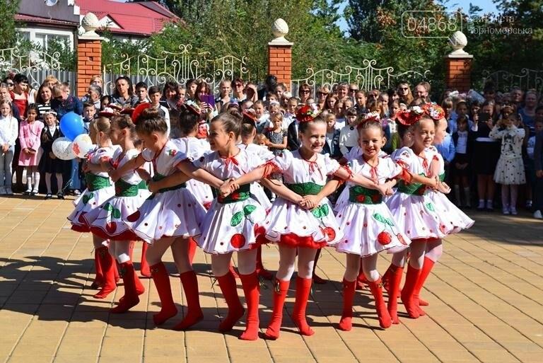 В Школе искусств Черноморска прозвенел первый звонок (фото), фото-3
