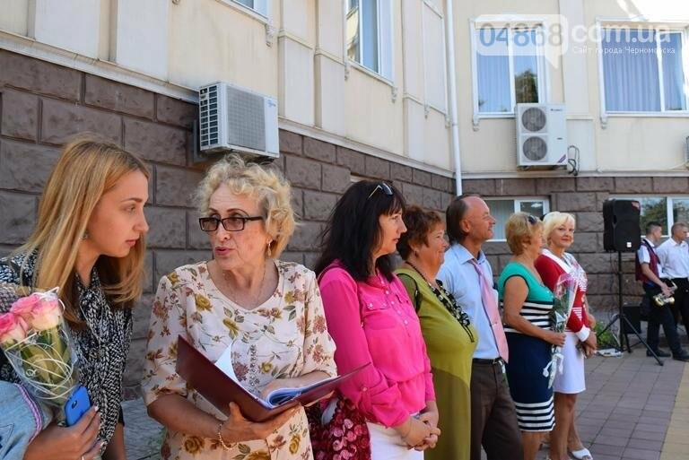 В Школе искусств Черноморска прозвенел первый звонок (фото), фото-10