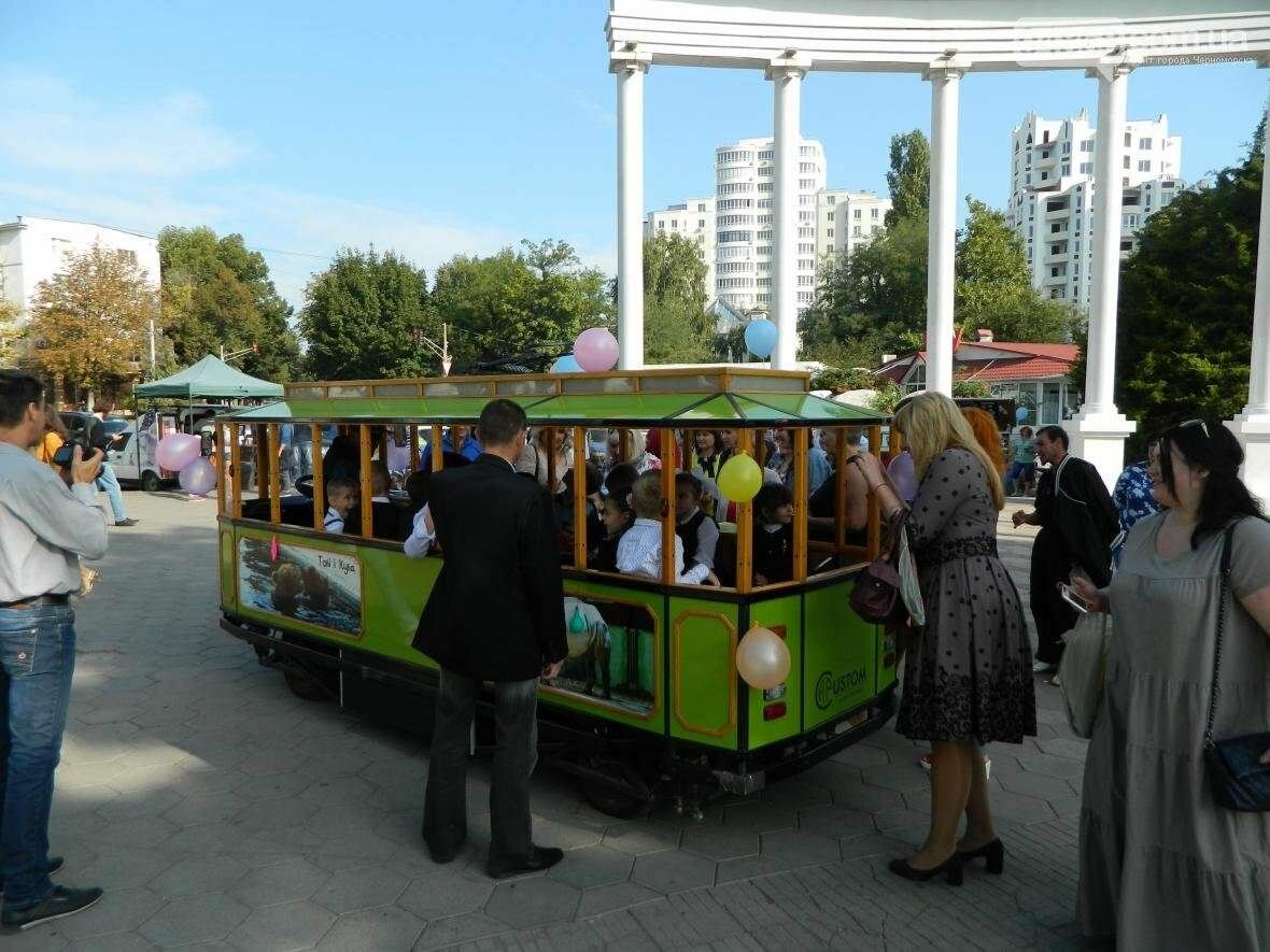 Необычный праздник для учащихся специальной Черноморской школы, фото-2